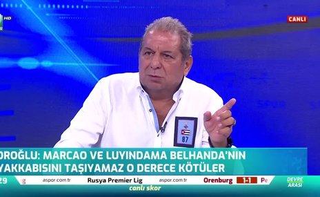 Erman Toroğlu'ndan kırmızı kart ve penaltı yorumu