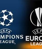 Şampiyonlar Ligi ve Avrupa Ligi için flaş karar!