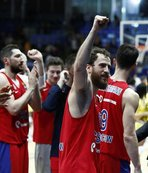 CSKA Moskova, Final Four biletini kaptı!