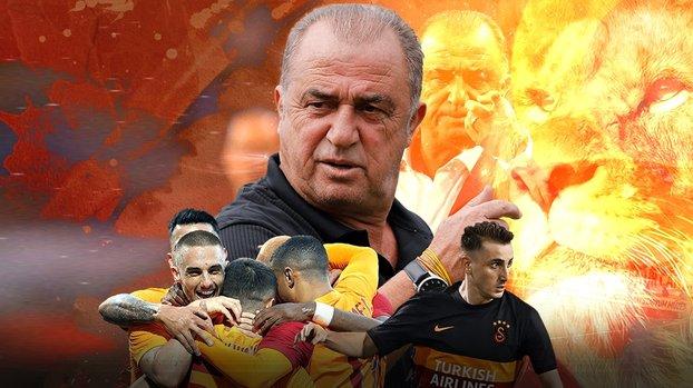 Aynen yola devam! İşte Fatih Terim'in Alanyaspor maçı 11'i... (GS spor haberi)