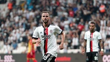 Son dakika haberi: Beşiktaşlı Miralem Pjanic Başakşehir maçında yok!