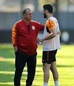 """Galatasaraylı futbolculardan """"Hello Brother"""" mesajı"""
