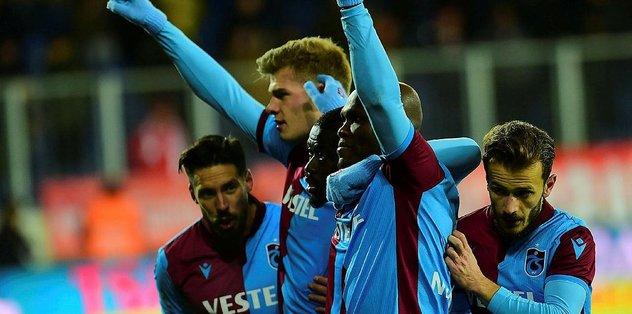 Trabzonspor'da 5'i bir yerde ilk kez! - Futbol -