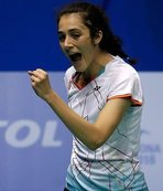 Turkish player clinches bronze in badminton in France