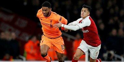 Arsenal ile Liverpool yenişemedi