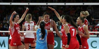 Türkiye 3-1 Polonya | MAÇ SONUCU