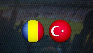 Romanya U18 - Türkiye U18 maçı ne zaman, saat kaçta ve hangi kanalda canlı yayınlanacak?