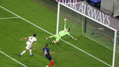 Mats Hummels scores own goal as France beats Germany at Euro 2020