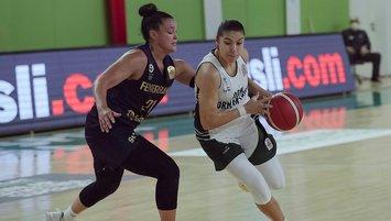 Fenerbahçe Safiport deplasmanda kazandı