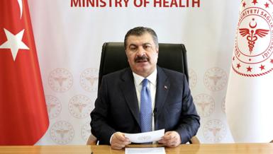 Sağlık Bakanı Fahrettin Koca güncel corona virüsü rakamlarını açıkladı (8 Eylül 2021 koronavirüs tablosu)