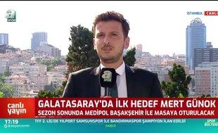 Galatasaray'dan flaş kaleci hamlesi! Mert Günok...