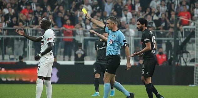 İşte Beşiktaş - Denizlispor maçının tartışmalı pozisyonları!