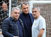 Beşiktaş'ta sağ bek operasyonu! Ya Lyon'dan Rafael ya Sampdoria'dan Bereszynski