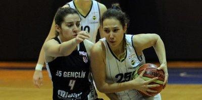 Bornova Beckerspor Ece Deniz'i kadrosuna kattı
