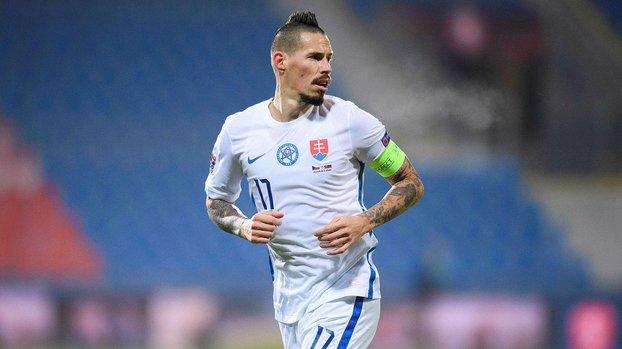 Hamsik Trabzonspor'da