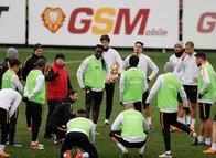 Galatasaray'da Fernando sevinci