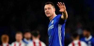 Terry, Chelsea'den ayrılıyor