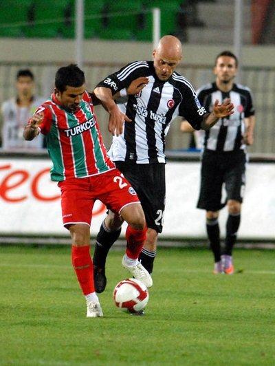 Diyarbakırspor-Beşiktaş