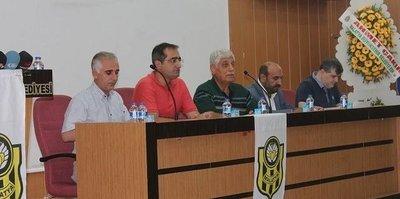 Yeni Malatyaspor'da Divan Kurulu'nun toplantısı