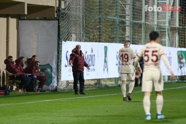 Galatasaray'ın genç yıldız adayı maça damga vurdu! ''Ozan Kabak tadı veriyor''