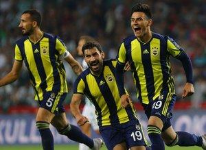 Fenerbahçe'nin Dinamo Zagreb karşısındaki muhtemel 11'i...