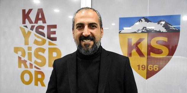 """Kayserispor'da Süper Lig coşkusu! """"Yeniden başlıyoruz"""" - Futbol -"""