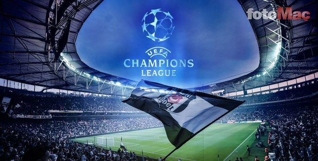 Beşiktaş'ı bekleyen tehlike! Şampiyonlar Ligi...