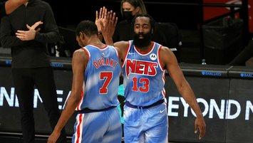 Harden Brooklyn Nets kariyerine rekorla başladı!