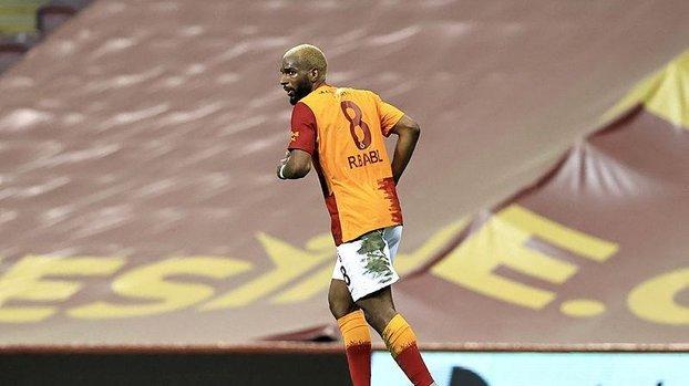 Galatasaray'da Ryan Babel'den tepkilere cevap!