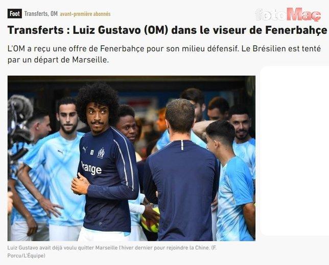 Luiz Gustavo'da flaş gelişme! İlk teklif yapıldı