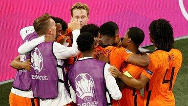 Hollanda - Avusturya: 2-0 (MAÇ SONUCU - ÖZET) | EURO 2020