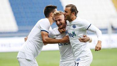 Kasımpaşa 2-0 Çaykur Rizespor | ÖZET