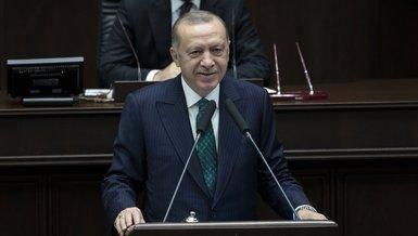 Başkan Recep Tayyip Erdoğan Avrupa şampiyonu milli haltercileri kutladı