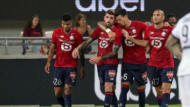 Lille - Paris Saint-Germain (PSG): 1-0 (MAÇ SONUCU - ÖZET)   Fransa Süper Kupası Lille'in