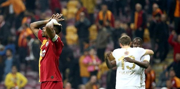 Galatasaray 2-2 Ankaragücü   MAÇ SONUCU