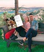 Falcao'nun eşi Lorelei Taron'dan taraftarı heyecanlandıran yorum