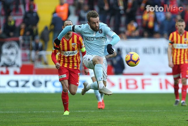 İM. Kayserispor - Medipol Başakşehir maçından kareler...
