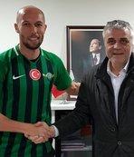 Akhisarspor'a yeni stoper! 2,5 yıllık sözleşme...