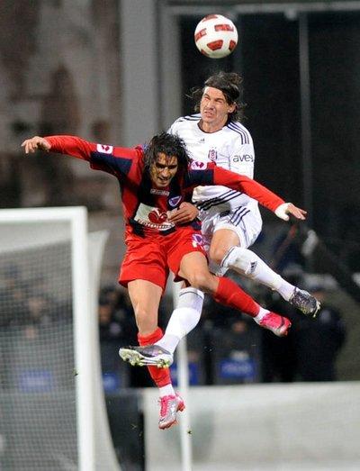 Beşiktaş - Mersin İdmanyurdu (Ziraat Türkiye Kupası play-off maçı)