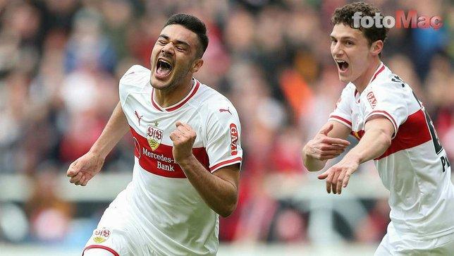 Milli futbolcu Ozan Kabak Almanya'da Yılın Çağlağı seçildi!
