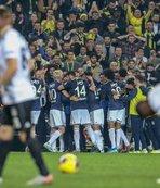 Fenerbahçe Beşiktaş derbisinde adeta para bastı! Çılgın gelir...