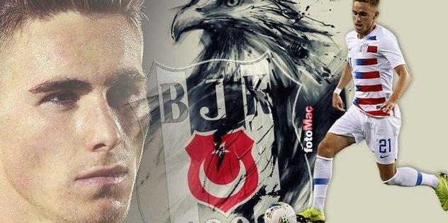 Tyler Boyd kimdir? Beşiktaş'ın yeni transferi Tyler Boyd'un kariyeri... Son dakika haberleri