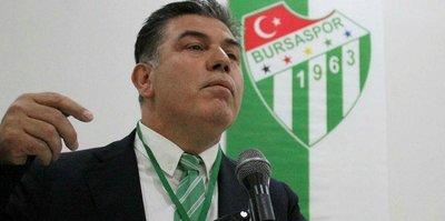 Ali Ademoğlu istifasını verdi