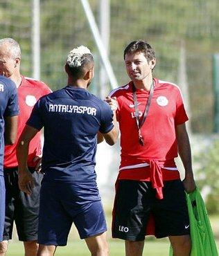 Antalyaspor, Paşa'ya hazırlanıyor