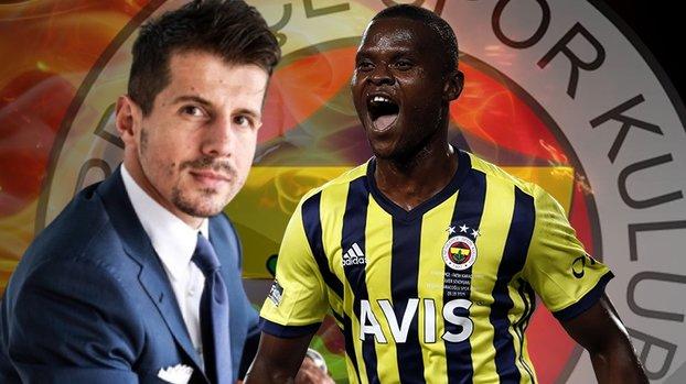 Fenerbahçe'den takas formülü! Samatta'ya karşılık... #