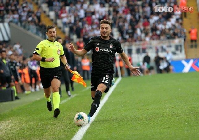 Beşiktaş'ta hedefteki isim Adem Ljajic!
