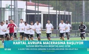Beşiktaş Avrupa macerasına başlıyor
