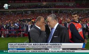 Galatasaray'da Aboubakar harekatı