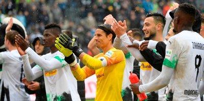 Bundesliga'nın yeni lideri Borussia Mönchengladbach!