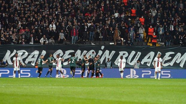 Beşiktaş Sporting Lizbon 1-4 | MAÇ SONUCU